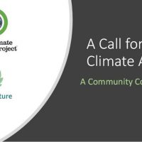 A Call for Climate Action