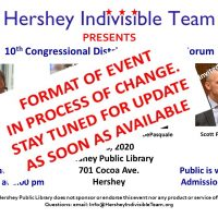 10th Congressional District Candidates Forum