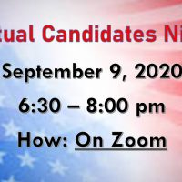 9/9/20  Monthly Meeting
